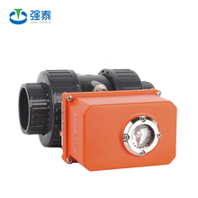 High quality DC AC electric ball valve actuator
