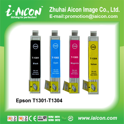 For Epson T1301/T1302/T1303/T1304 printer ink supplies
