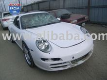Salvage Porsche 911 used car