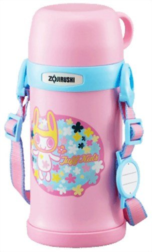 ZOJIRUSHI Vacuum Thermos for Children with cup SC-MB60