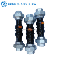Pipe and fittings rubber expansion joints with EPDM rubber