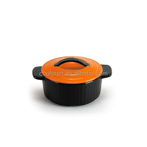hot saled mini ceramic casserole pot with special design lid