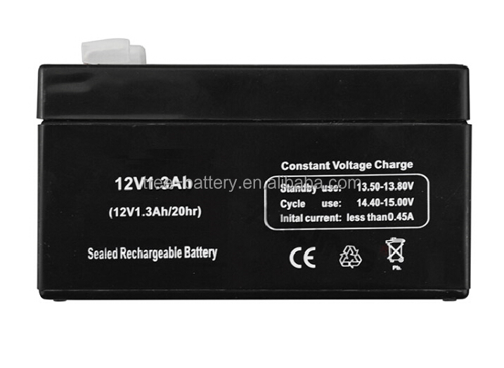 Tree Brand Rechargeable Battery 12v 1.3ah Agm Battery 12v 1.3ah 2.3ah 2.6ah available