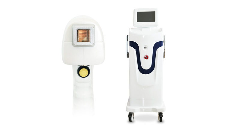 Super fast permanent diode hair laser removal