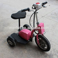 New design three wheeler standing up 3 wheels drift scooter with big front tire