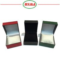 Cheap wholesale single watch packaging box plastic watch pacjaging box