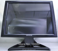15 inch touch screen monitor for pos,usb touch monitor, touch display