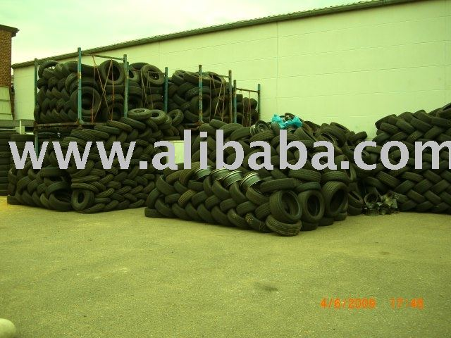 used tyres 3,5mm~5mm Germany
