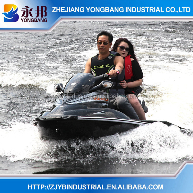 Factory Price YONGBANG Jetski Black or White Color YB-CA-1 SUZUKI Engine 1300CC 2 person China Jet Ski