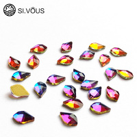 free sample free shipping 2019 fashion 3d nail stones sticker /art nails design / nail art for rhinestone