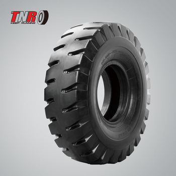 18.00x33 tires for Industrial port use