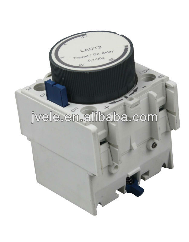 To supply air time delay relay