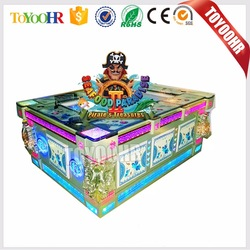 Arcade Bill Acceptor Catch Fish Shooting And Dragon King Hunter Ocean Star Fishing Game Machine