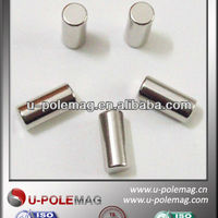 Small Strong Rare Earth Neodymium Cylinder