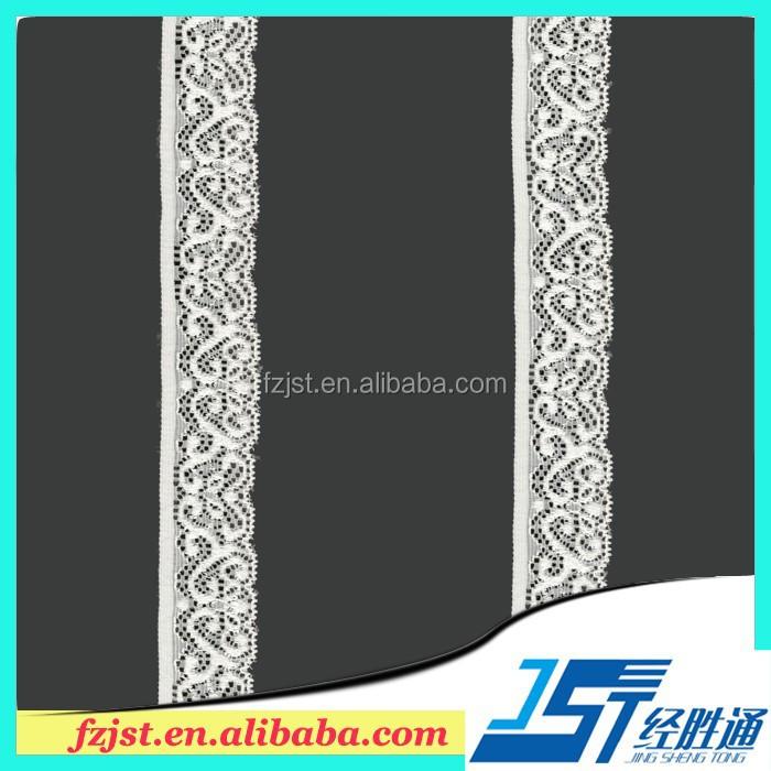 Швейцарские кружева вышивки сари, кружева, вышивка наивысшего качества Джордж кружева 2.6 см