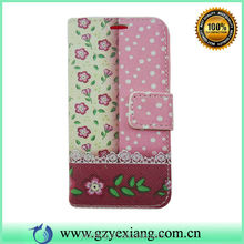 Factory Made Cheap Mobile Phone Case For iPhone 5s Leather Case