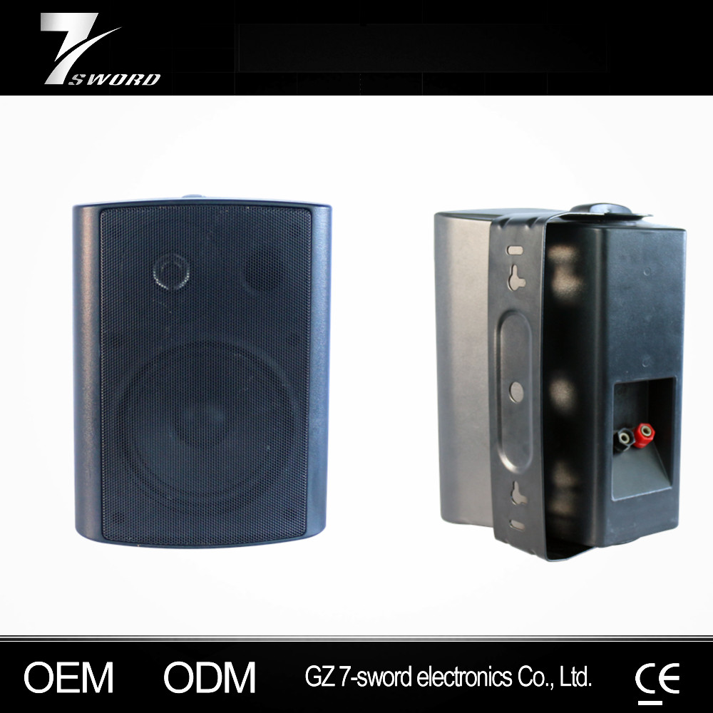 Best BGM Play DJ Speaker for Activities Wall Mount Speaker