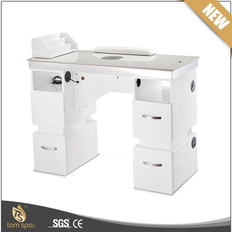 TS-7309 Eco-friendly manicure table/pedicure chair nail salon furniture