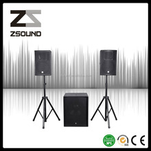 "audio center 15"" line array speaker"
