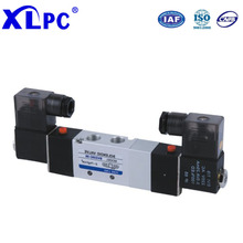 5/3 Way Solenoid Valve 4V130 Pneumatic Air Valve
