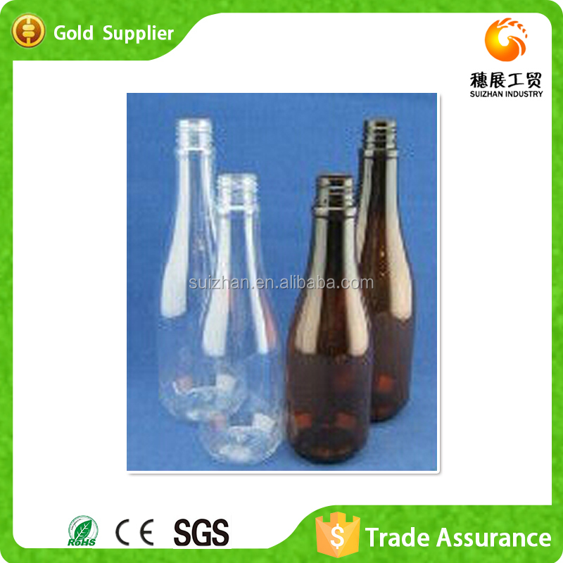 China Supplier Cheap Fashional Plastic Mini Wine Bottle