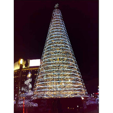 New fashionable big outdoor decorate christmas tree for sale