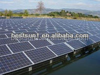 Grid tied solar power system 3000W solar panel system under cheap solar panel price