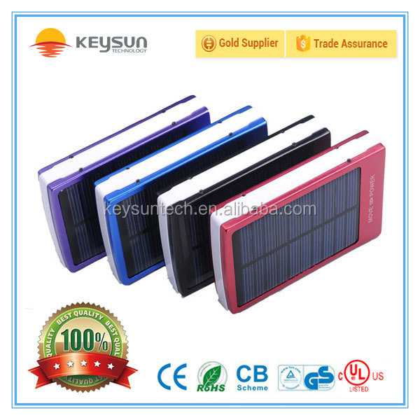 Best selling products solar powerbank 20000 mah solar power bank