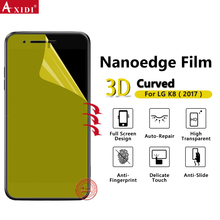 Nanoedge For LG K8 2017 Screen Cover 0.18mm Ultra Clear Anti Shock Screen Protector Ebay listing