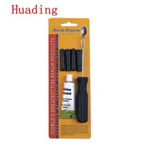 6pcs tubeness tire repair kit
