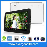 Wholesale 10inch ATM7029 Quad Core Android 4.4 Tablet PC 1GB 8GB Bluetooth Two Camera