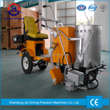 Hot sale thermoplastic hot melt paint screeding road marking machine with factory price