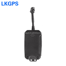 LK210-3G Fully Wire Connection Diagram Car GPS GSM Micro Quad Band Tracker / GPS Tracking Device with Satellite