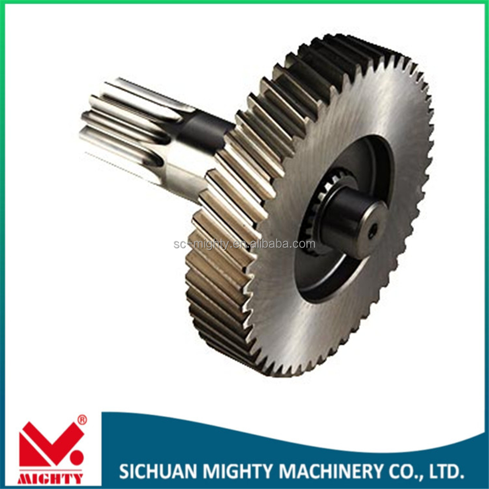 Large Quantity in Stock Double Helical Gears