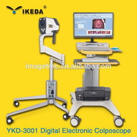 YKD-3001 1080P full hd vaginal camera colposcope/colposcope software/vagina images pictures