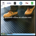 Factory 30 years 2M RUBBER FLOOR MATTING COIN / PENNY STUD ANTI SLIP 1.5m WIDE x 3mm CATTLE CRUSH