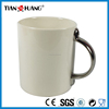 Creative sublimation white porcelain mugs wholesale