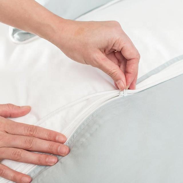 Direct China mattress manufacturer shortplush zippered mattress cover - Jozy Mattress | Jozy.net