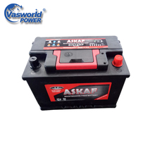 A Standard Weight Of Lead Acid 12V 72Ah Car Battery