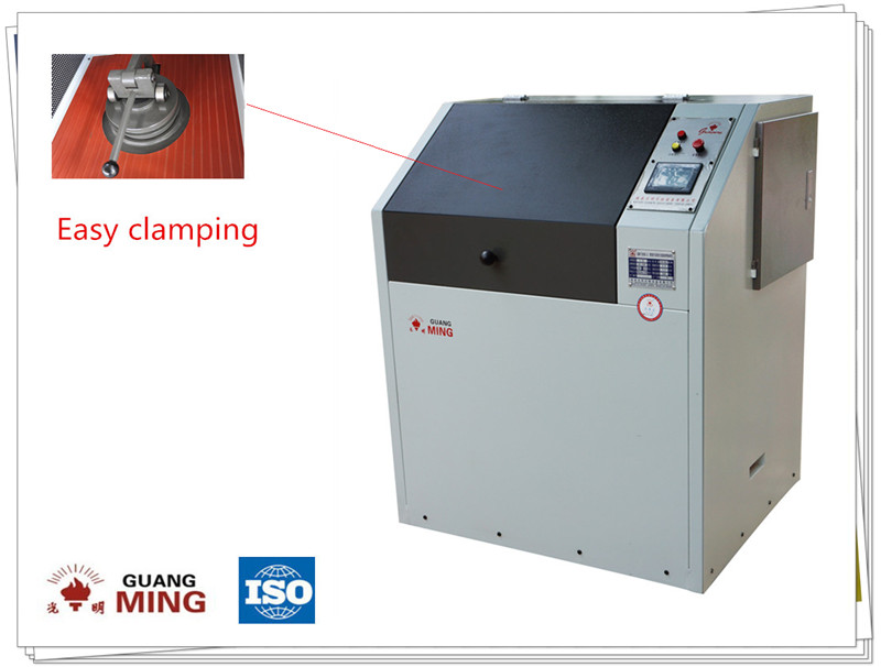 Horizontal surface grinding mill/micro powder grinding machine for sample making