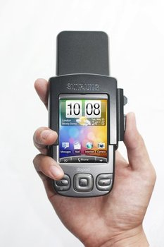 Turn your Smart Phone PDA into a Barcode Data Collection Terminal Handheld Computer Mobile Barcode Scanner