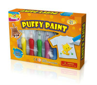 Pf-11, 2016 Popular Paint for kids, Puffy Paint for DIY