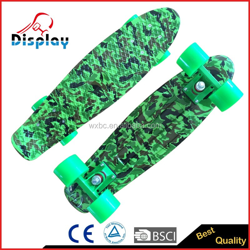 2016 China New Design Skate Cycle Freerider Skateboard for Sale