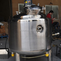 100 Gallon Brewery Equipment With Dimple