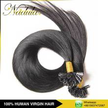 Alibaba Website Model Model 100 Cheap Remy U Tip Hair Extension Wholesale