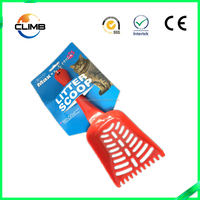 Cat Kitty Litter Scoop Waste Cleaning Tool In Plastic PP Material