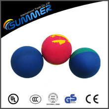 colorful rubber squash ball