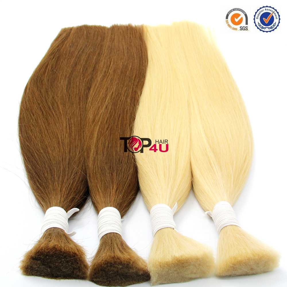Wholesale alibaba express hair bulk human hair virgin european remy hair 9a bulk