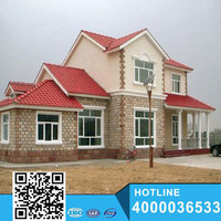 Hot sell superior quality light steel frame house/houses/homes