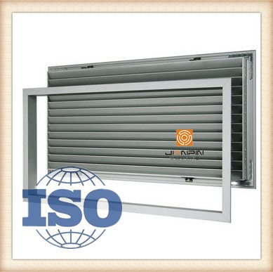 Linear Bar Diffuser For Air Filter Doors
